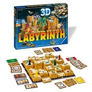 Ravensburgser 262793 Labyrinth 3D - Board Game