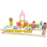 Cubika 13906 Fairy Town - Building Kit