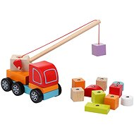 Cubika 13982 Truck Cane with magnets - Building Kit