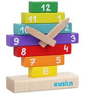 Cubika 14354 Clock with Magnetic Hands - Building Kit