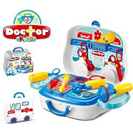 Doctor Carrying Case - Car - Game Set