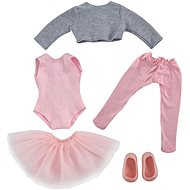Addo Outfit - Ballerina's Dance Outfit - Doll Accessory