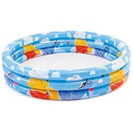 Swimming Pool with 3 Rings Winnie the Pooh - Inflatable Pool