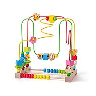 Woody Motor Labyrinth with Abacus and Animals