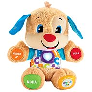 Fisher-Price Talking Doggy SK - Toddler Toy