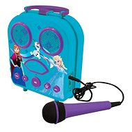 Lexibook Frozen Portable Karaoke with microphone - Musical Toy