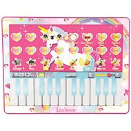 Lexibook Music Keyboard Tablet - Unicorn - Musical Toy