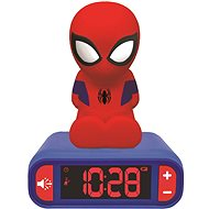 Lexibook Spider-Man Night Light Radio Alarm Clock - Alarm Clock