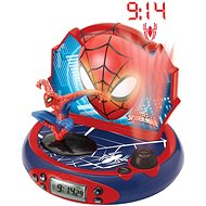 Lexibook Spider-Man Clock with projector and sounds - Alarm Clock