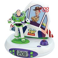 Lexibook Toy Story Clock with projector and sounds - Alarm Clock