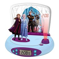 Lexibook Frozen II Clock with projector and sounds - Alarm Clock