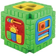 Musical Activity Cube - Educational Toy