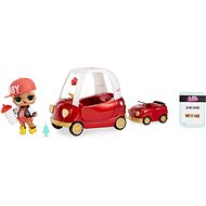 L.O.L. Doll Furniture - Cozy Coupe & MC Swag