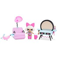 L.O.L. Furniture with a Doll - Hairdressing Salon and Diva