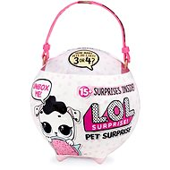 L.O.L Surprise Biggie Pets Big Pet - Doggy - Figures