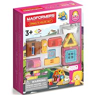 Magdy Mini House - Magnetic Building Set