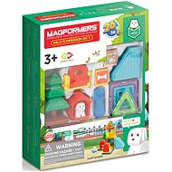 Mini Doggy Kingdom - Magnetic Building Set