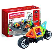 Transform Wheel Bugs - Magnetic Building Set