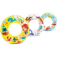 Floating Ring 61cm, Transparent - Inflatable Toy