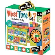 What time is it? - Board Game