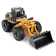 Bulldozer with Metal Lifter