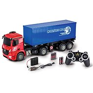 Carson Mercedes-Benz Arocs Cargo with Container - RC Remote Control Car