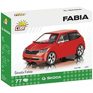 Cobi Skoda Fabia Model 2019 1:35 - Building Kit