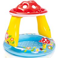 Mushroom Sunshade Inflatable Baby Pool - Inflatable Pool