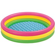 Large Rainbow Swimming Pool - Inflatable Pool