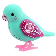 Little Live Pets Bird 6 Turquoise - Interactive Toy