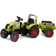 Tractor Claas Arion 540 + trailer - Pedal Tractor