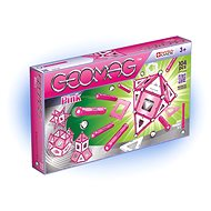 Geomag - Pink 104 - Magnetic Building Set