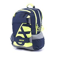 Carton P + P Oxy Neon Dark Blue - Children's Backpack