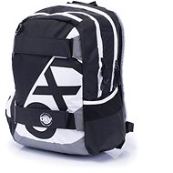Carton P + P Oxy Sport I. Black & White - Children's Backpack