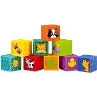 Teddies Cubes 9pcs - Toddler Toy