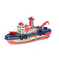 Micro Trading Ship Plastic - Toy Vehicle