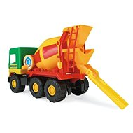 Wader Middle Truck Mixer - Toy Vehicle