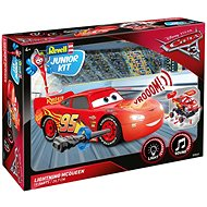 Revell Junior Kit 00860 car - Lightning McQueen - Plastikový model