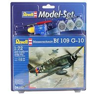 Revell Model Set 04160 Aircraft - Messerschmitt Bf 109 G-10 - Plastikový model
