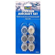 Revell Paint Set 39072 - Civillian Aircraft Set - Set