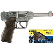 Police pistol silver - Children's Weapon