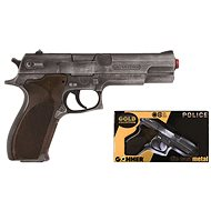Gold collection police pistol