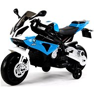 BMW S1000 Blue - Children's electric motorbike