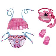 BABY Born Deluxe Swimming Set