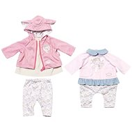 BABY Annabell Clothes to play with, 2 types