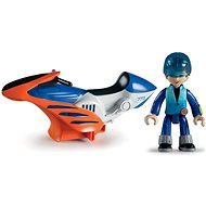 Mikro Trading Miles from Tomorrowland hoverbike - Toy