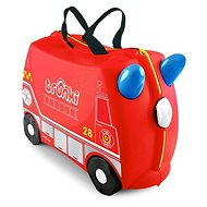 Trunki Case Frankie the Fire Truck - Balance Bike/Ride-on