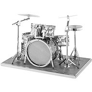 Metal Earth Drum Set - Building Kit