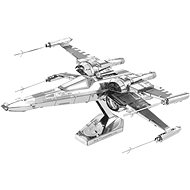 Metal Earth SW Poe Dameron's X-Wing Fighter - Building Kit