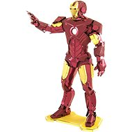 Metal Earth Marvel Iron Man - Building Kit